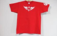 ウィング赤白Tシャツ